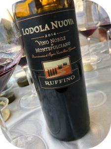 2014 Ruffino, Lodola Nuova Vino Nobile di Montepulciano, Toscana, Italien