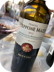 2012 Ruffino, Tenuta Greppone Mazzi Brunello di Montalcino, Toscana, Italien