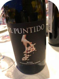 2013 Viñedos de Páganos, El Puntido, Rioja, Spanien