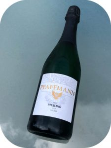 2015 Weingut Wageck Pfaffmann, Riesling Sekt Trocken, Pfalz, Tyskland