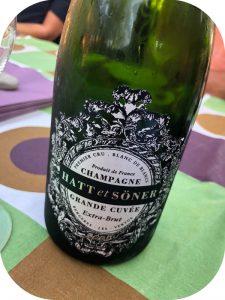2009 Hatt et Söner, Grande Cuvée Les Matines, Champagne, Frankrig