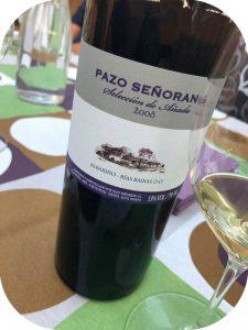 2008 Pazo Señorans, Selección de Añada, Rías Baixas, Spanien