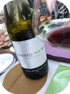 2009 Muddy Water Wines, Pinot Noir Hare's Breath, Waipara, New Zealand