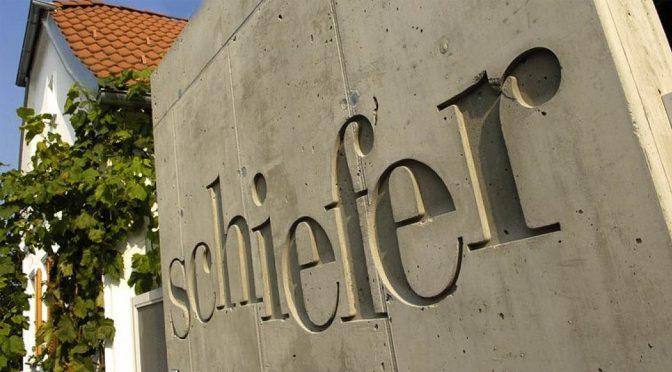 2012 Weinbau Uwe Schiefer, Blaufränkisch S Szapary, Burgenland, Østrig