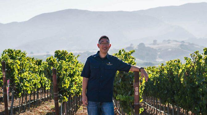 2015 Carmel Road Winery, Monterey Unoaked Chardonnay, Californien, USA