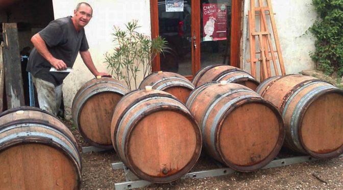 2015 Christelle et Gilles Wicky, Chardonnay Clos Jerminy, Jura, Frankrig