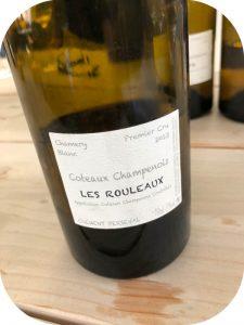 2013 Clement Perseval, Coteaux Champenois Les Rouleaux, Champagne, Frankrig