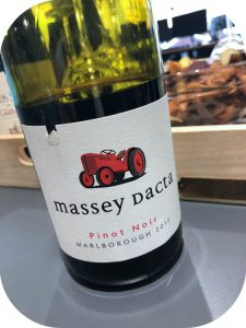 2017 Glover Family Vineyards, Massey Dacta Pinot Noir, Marlborough, New Zealand