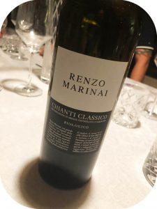 2015 Renzo Marinai, Chianti Classico, Toscana, Italien