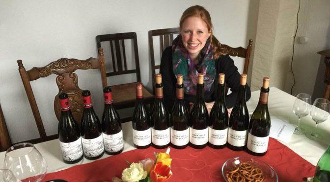2016 Weingut Julia Bertram, Ahrweiler Spätburgunder, Ahr, Tyskland