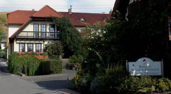 2014 Weingut Schäfer-Fröhlich, Bockenauer Felseneck Riesling GG, Nahe, Tyskland