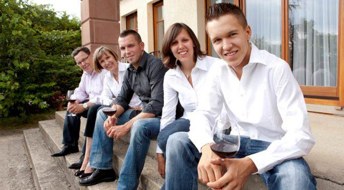 2012 Weingut Villa Hochdörffer, Godramsteiner Münzberg Spätburgunder Kabinett Trocken, Pfalz, Tyskland