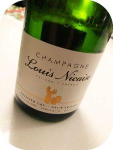 N.V. Louis Nicaise, Brut Réserve Premier Cru, Champagne, Frankrig