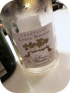 N.V. Louis Nicaise, Le Noces Blanches Brut Blanc de Blancs, Champagne, Frankrig