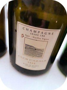 2006 Claude Cazals, Clos Cazals Blanc de Blancs Extra Brut Grand Cru, Champagne, Frankrig