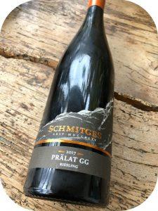 2017 Weingut Schmitges, Erdener Prälat Riesling GG, Mosel,