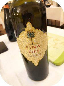 2017 Cantine Fina, Kikè Traminer Aromatico, Sicilien, Italien