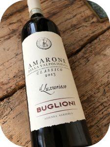 2013 Cantine Buglioni, Amarone della Valpolicella Classico Il Lussurioso, Veneto, Italien