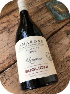 2015 Cantine Buglioni, Amarone della Valpolicella Classico Il Lussurioso, Veneto, Italien