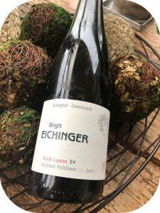 2017 Weingut Birgit Eichinger, Grüner Veltliner Kammerner Lamm Erste Lage, Kamptal, Østrig