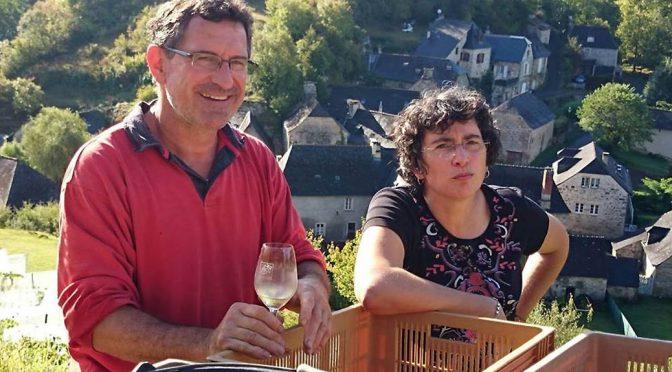 2014 Didier Mouton, Terres de Causse Baies Dorées, Sud-Ouest, Frankrig