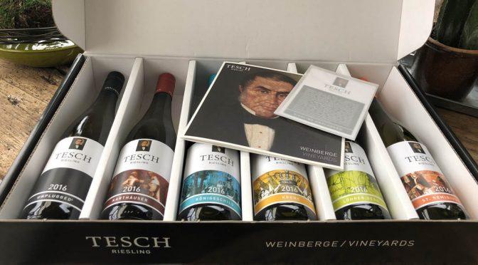 Riesling Vineyard Box fra Weingut Tesch