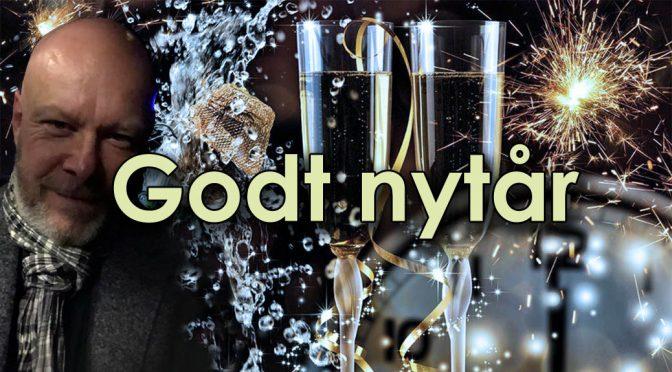 Godt nytår til alle … samt en lille tak og status