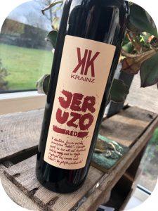 2015 Weingut Krainz, Jeruzo Pinot Noir, Štajerska, Slovenien