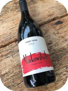 2016 Weingut Markowitsch, Pinot Noir, Carnuntum, Østrig