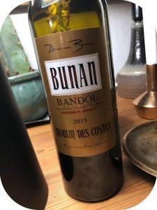 2015 Domaine Bunan, Bandol Moulin des Costes, Bandol, Frankrig
