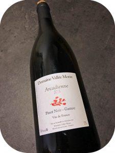 2016 Domaine Vallée Moray, Arcadienne Pinot Noir Gamay, Loire, Frankrig
