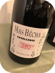 2017 Mas Bécha, Excellence Rouge Charles, Roussillon, Frankrig