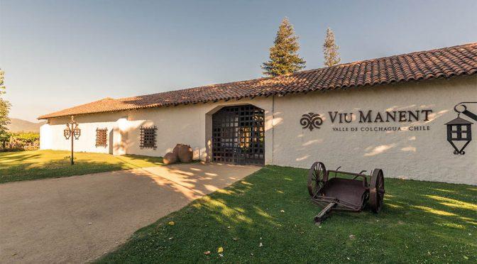 2011 Viu Manent, El Incidente, Colchagua, Chile