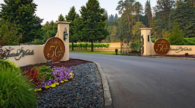 2016 Chateau Ste. Michelle, Chardonnay 50 Years, Washington State, USA