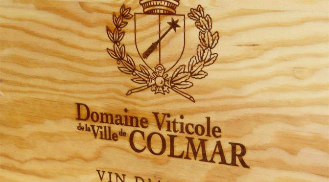 1997 Domaine Viticole de la Ville de Colmar, Gewurztraminer Sélection de Grains Nobles, Alsace, Frankrig