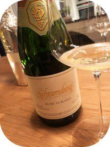 2014 Schramsberg Vineyards, Blanc de Blancs, Californien, USA
