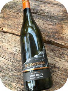 2018 Weingut Schmitges, Riesling vom Haus, Mosel, Tyskland