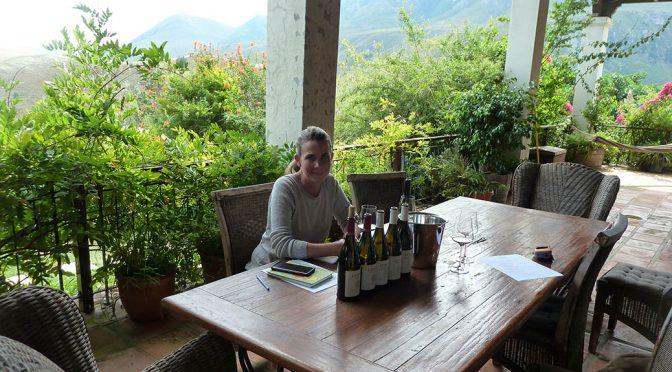 2017 Lismore Estate Vineyards, Pinot Noir, Western Cape, Sydafrika