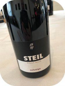 1997 Weingut Solveigs, Pinot Noir Steil, Rheingau, Tyskland