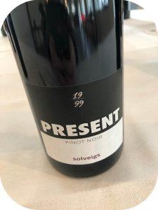 1999 Weingut Solveigs, Pinot Noir Present, Rheingau, Tyskland