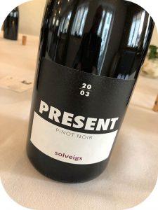 2003 Weingut Solveigs, Pinot Noir Present, Rheingau, Tyskland