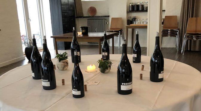 1998 Weingut Solveigs, Pinot Noir Present, Rheingau, Tyskland