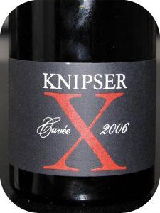 2006 Weingut Knipser, Cuvée X, Pfalz, Tyskland