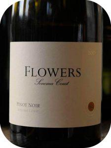 2009 Flowers Vineyard, Pinot Noir, Californien, USA