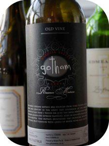 2007 Gotham Wines, Old Vine Mataro, Barossa Valley, Australien