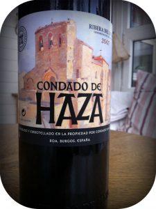 2007 Condado de Haza, Crianza, Ribera del Duero, Spanien