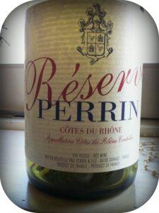 2010 Perrin & Fils, Perrin Réserve Côtes du Rhône, Rhône, Frankrig