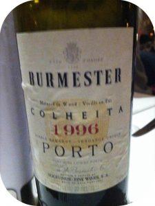 1996 Burmester, Colheita Port, Douro, Portugal