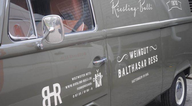 2008 Weingut Balthasar Ress, Von Unserm Riesling Trocken, Rheingau, Tyskland