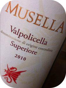 2010 Musella, Valpolicella Superiore, Veneto, Italien